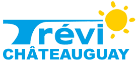 Logo of Trevi Châteauguay, Pools, outdoor spas and gazebos