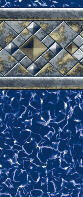 Trevi Chateauguay  Rockland Inground Pool Liner